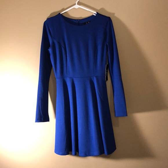 Lulus Dresses Long Sleeve Short Dress Winter Formal Dress Poshmark
